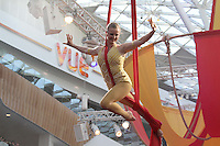 Circus Acts Water for Elephants UK Premiere, The Vue, Westfield, London, UK, 03 May 2011:  Contact: Rich@Piqtured.com +44(0)7941 079620 (Picture by Richard Goldschmidt)