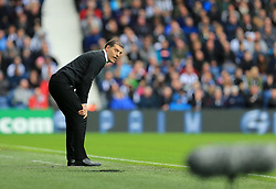West Ham United manager Slaven Bilic watches the action - Mandatory by-line: Paul Roberts/JMP - 16/09/2017 - FOOTBALL - The Hawthorns - West Bromwich, England - West Bromwich Albion v West Ham United - Premier League