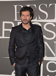 Francesco Scianna at the photocall of GQ Best Dressed Men 2019  Milan,Italy, 11 January 2019  (Credit Image: © Nick Zonna/Soevermedia via ZUMA Press)