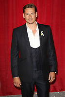 Lee Ryan, British Soap Awards, Lowry Theatre, Manchester UK, 03 June 2017, Photo by Richard Goldschmidt