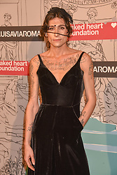 Kyle De Volle at the Fabulous Fund Fair in aid of Natalia Vodianova's Naked Heart Foundation in association with Luisaviaroma held at The Round House, Camden, London England. 18 February 2019.