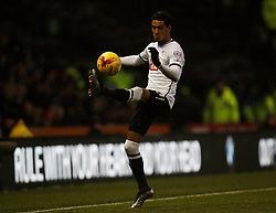 Thomas Ince of Derby County in action - Mandatory byline: Jack Phillips / JMP - 07966386802 - 12/12/2015 - FOOTBALL - The iPro Stadium - Derby, Derbyshire - Derby County v Brighton & Hove Albion - Sky Bet Championship
