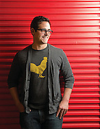 Joe Deloss of Hot Chicken takeover for the Change Agents story in Capital Style. (Will Shilling/Capital Style)