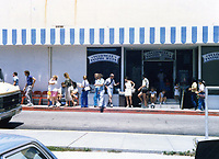 1987 Hollywood Fantasy Tours' building on Hillcrest Ave. in Hollywood