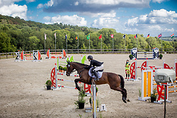 Showjumping arena <br /> CCI Arville 2020<br /> © Hippo Foto - Sharon Vandeput<br /> 22/08/20ma