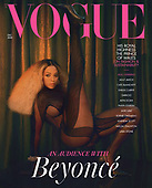 October 30, 2020 (UK): Beyoncé Covers The December Issue Of British Vogue