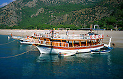 Gulet sailing boat trips, Olu Deniz, Turkey