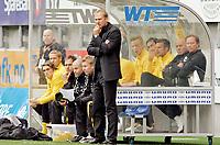 Fotball, <br /> Kvalifisering UEFA Europa League 28.07.2011  ,<br /> Aalesund v if elfsborg 4-0<br /> <br /> Magnus Haglund - coach if elfsborg<br /> Foto: Richard brevik , Digitalsport