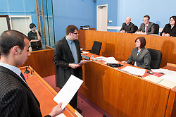Crown Prosecutor in Sheffield Magistrates' court