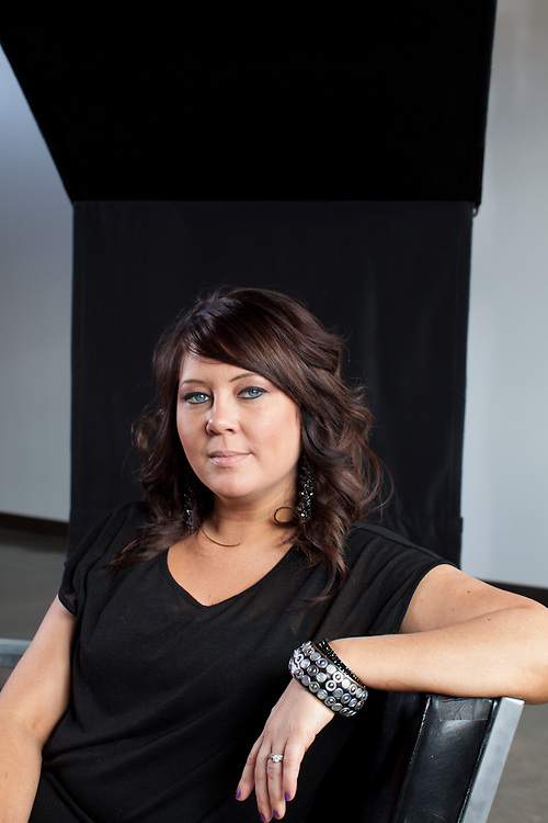 21 February 2012- Darlene and Nikki Nanfito are photographed at minorwhite studios for Her Magazine.