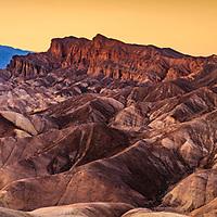 Zabriske Point - Death Valley National Park