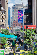 Union Square Summer 2021 Banners