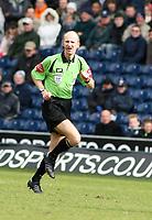 Photo: Mark Stephenson.<br /> West Bromwich Albion v Birmingham City. Coca Cola Championship. 18/03/2007.Referee Mr  A Riley