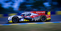 Qualifying Pierre Thiriet (FRA) / Mathia Beche (CHE) / Ryo Hirakawa (JPN) driving the LMP2 Thiriet by TDS Racing  Oreca 05 - Nissan  24hr Le Mans 15th June 2016