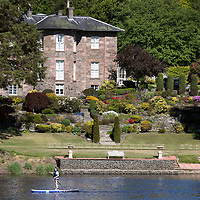 River Tay Paddleboarder