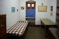 Inde, Bengale Occidental, Calcutta (Kolkata), Mission de mere Teresa  // India, West Bengal, Kolkata, Calcutta, Mother Teresa hospice