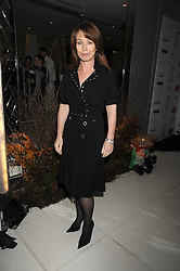 KAY BURLEY at a reception before the launch of the English National Ballet Christmas season launch of The Nutcracker held at the St,Martins Lane Hotel, London on 5th December 2008.