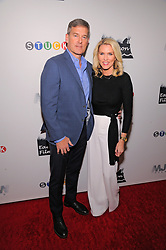 New York premiere of 'Stuck' at Crosby Street Hotel on April 16, 2019 in New York City. 16 Apr 2019 Pictured: NEW YORK, NY - APRIL 16: Mike Witherill (L) attends the New York premiere of 'Stuck' at Crosby Street Hotel on April 16, 2019 in New York City. Photo credit: Ron Adar / M10s / MEGA TheMegaAgency.com +1 888 505 6342