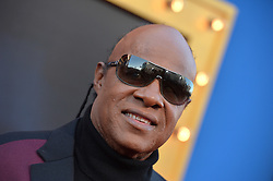 Stevie Wonder attends the premiere of Universal Pictures' 'Sing' on December 3, 2016 in Los Angeles, California. Photo by Lionel Hahn/AbacaUsa.com