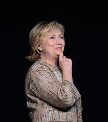Former Secretary of State Hillary Clinton speaks at the New America Foundation (NAF) conference at the Newseum in Washington, DC, USA, May 16, 2014. Photo by Olivier Douliery/ABACAPRESS.COM