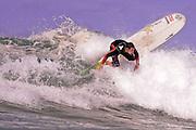 October 6, 2010: Dane Pioli surfs at Snapper Rocks on the Gold Coast. Photo by Matt Roberts
