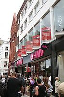 HMV shop on Grafton Street Dublin Ireland