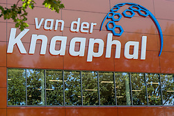14-07-2018 NED: CEV U20 Volleyball European Championship Men, Ede<br /> Germany vs. Portugal 3-0 / van der Knaaphal Topsportcenter