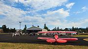 Wings and Wheels at Oregon Aviation Historical Society.