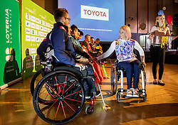 Mateja Pintar Pustovrh during Closing ceremony at Day 4 of 16th Slovenia Open - Thermana Lasko 2019 Table Tennis for the Disabled, on May 11, 2019, in Thermana Lasko, Lasko, Slovenia. Photo by Vid Ponikvar / Sportida