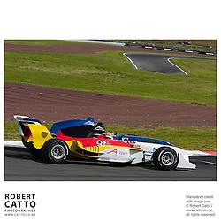 Nico Hulkenberg;Loic Duval at the A1 Grand Prix of New Zealand at the Taupo Motorsport Park, Taupo, New Zealand.