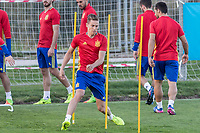 Marcos Llorente during the training of Spanish national team under 21 at Ciudad del El futbol  in Madrid, Spain. March 21, 2017. (ALTERPHOTOS / Rodrigo Jimenez)