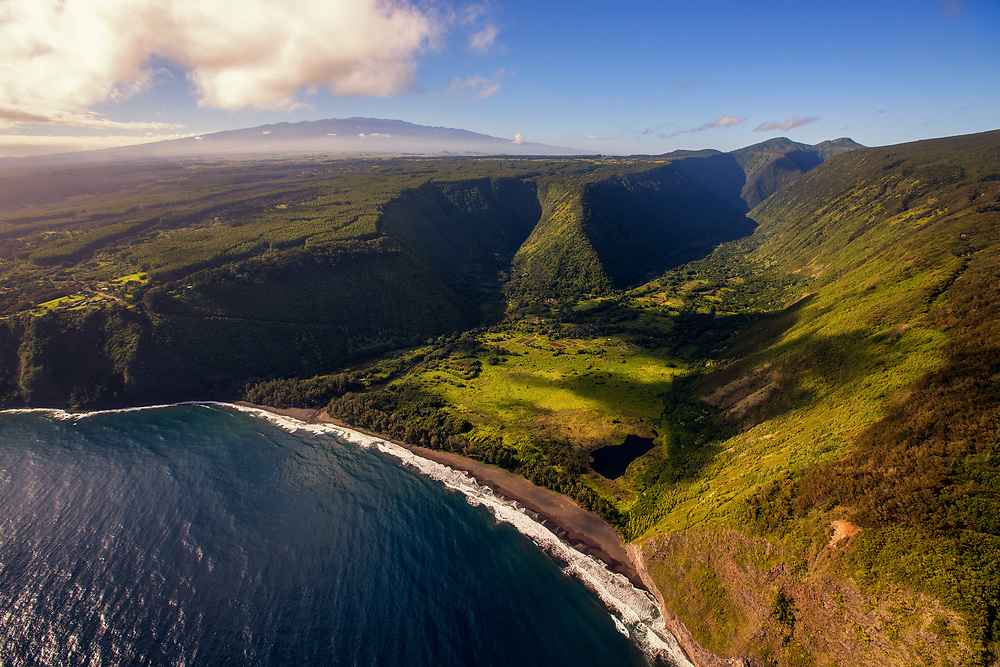 The spectacular Waipio Valley...Compliments of Paradise Helicopters, and pilot Marco Emandes.