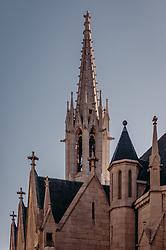 THEMENBILD - die Kirche Chiesa Luterana Evangelica, aufgenommen am 11. August 2019 in Triest, Italien // the Church Chiesa Luterana Evangelica in Trieste, Italy on 2019/11/08. EXPA Pictures © 2019, PhotoCredit: EXPA/ JFK