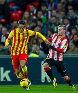 Bilbao vs Barcelona 2013