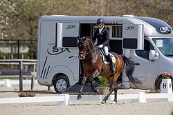 Van Durme Max, BEL, Dijon<br /> CDI3* Opglabbeek<br /> © Hippo Foto - Sharon Vandeput<br /> 24/04/21