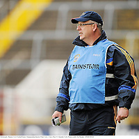 22 May 2011; Clare manager Michael McDermott. Munster GAA Football Senior Championship Quarter-Final, Cork v Clare, Pairc Ui Chaoimh, Cork. Picture credit: Pat Murphy / SPORTSFILE