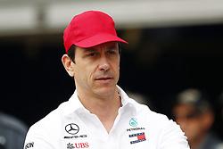 May 26, 2019 - Monte Carlo, Monaco - Motorsports: FIA Formula One World Championship 2019, Grand Prix of Monaco, ..Toto Wolff (AUT, Mercedes AMG Petronas Motorsport) (Credit Image: © Hoch Zwei via ZUMA Wire)