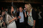 Platina Tong, Brian Stein and Jodie kidd PJ's Annual Polo Party . Annual Pre-Polo party that celebrates the start of the 2007 Polo season.  PJ's Bar & Grill, 52 Fulham Road, London, SW3. 14 May 2007. <br /> -DO NOT ARCHIVE-© Copyright Photograph by Dafydd Jones. 248 Clapham Rd. London SW9 0PZ. Tel 0207 820 0771. www.dafjones.com.