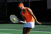1/15/13 Women's Tennis Action Photo Day