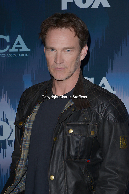 STEPHEN MOYER at the Fox Winter TCA 2017 All-Star Party at the Langham Hotel in Pasadena, California
