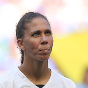 Shannon Boxx, U.S. Women's National Team, during the U.S. Women's National Team Vs Korean Republic, International Soccer Friendly in preparation for the FIFA Women's World Cup Canada 2015. Red Bull Arena, Harrison, New Jersey. USA. 30th May 2015. Photo Tim Clayton