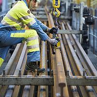 Aug 2014 - Tata Steel , Scunthorpe site - Rail products