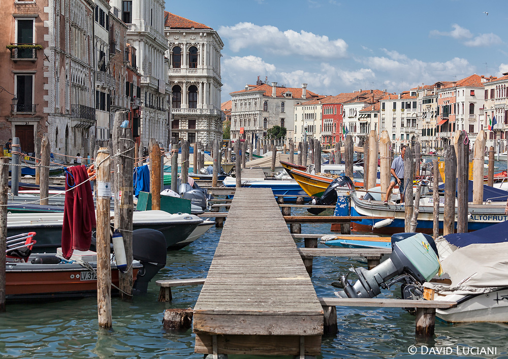 Venice always traded extensively with the Byzantine Empire and the Muslim world. By the late 13th century, Venice was the most prosperous city in all of Europe.