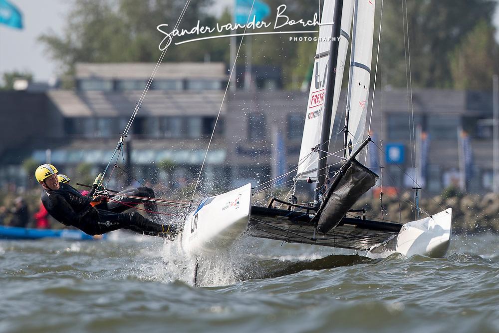 Medal Races Medemblik Regatta  2018 (22/26 May 2018). Medemblik - the Netherlands.