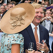 NLD/Maastricht/20140830 - Festivities on the occasion of the 200th jubilee of the Kingdom of the Netherlands in Maastricht - 200 Jaar Koninkrijk der Nederlanden, King Willem-Alexander, Queen Máxima