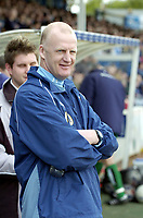 Photo: Olly Greenwood.<br />Colchester United v Coventry City. Coca Cola Championship. 10/03/2007. Coventry manager Iain Dowie