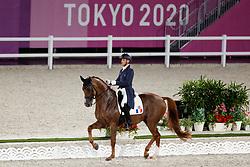 Ayache Alexandre, FRA, Zo What, 129<br /> Olympic Games Tokyo 2021<br /> © Hippo Foto - Stefan Lafrentz<br /> 24/07/2021
