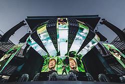 28.06.2019, Wörthersee Stadion, Klagenfurt, AUT, Ed Sheeran Konzert, anlässlich eines Konzert am Freitag, 28. Juni 2019, im Wörthersee Stadion in Klagenfurt, im Bild Ed Sheeran // Ed Sheeran during a concert of Ed Sheeran at the Wörthersee Stadion in Klagenfurt, Austria on 2019/06/28. EXPA Pictures © 2019, PhotoCredit: EXPA/ Johann Groder