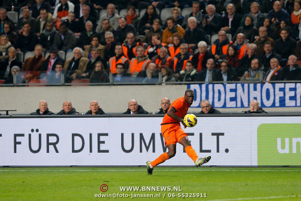 NLD/Amsterdam/20121114 - Vriendschappelijk duel Nederland - Duitsland, Bruno Martins Indi