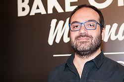 August 8, 2017 - Lucas Gentil durante coletiva de imprensa dos reality shows Bake Off Brasil – Mão Na Massa e BBQ Brasil – Churrasco na Brasa. SBT - Osasco. (Credit Image: © FáBio Guinalz/Fotoarena via ZUMA Press)
